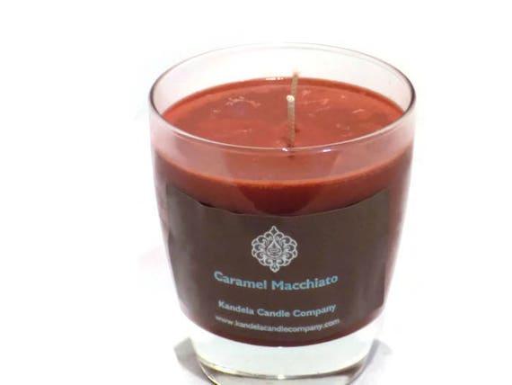 Caramel Macchiato Scented Candle in Classic Tumbler