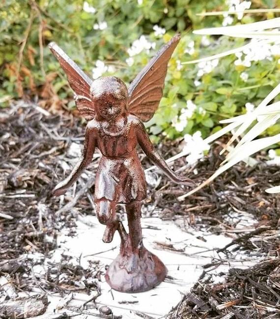 Fairy Fairy Decor Fairy Statues Garden Decor Kitchen