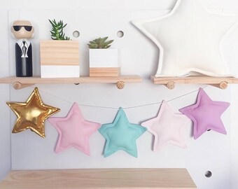 Star Garland - Custom Colours