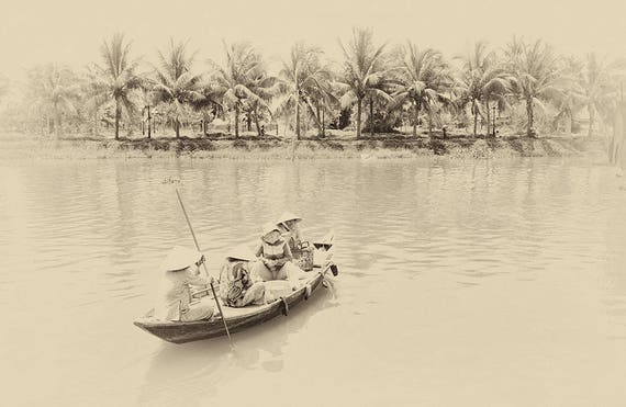VIETNAM STORIES 18. Vietnam Prints, Hoi An, Travel Photography, Street Photography, Limited Edition, Giclee Print, Photographic Print