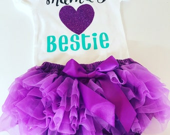 Mama's Bestie Onesie