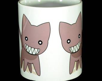 Mug - Azumanga Daioh Cat Anime Mug