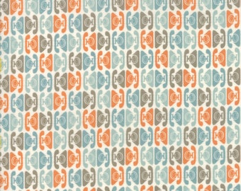 PREORDER - Arrives in October - Moda - Hello My Friend by Sandy Gervais - Multi Fog - 17941 12 - 100% cotton fabric - Choose the length