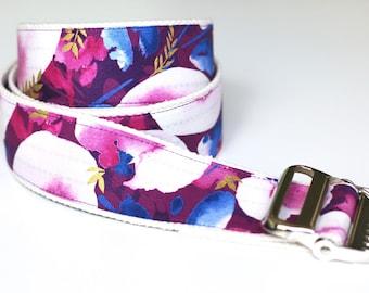 "High Quality Custom Gait Belt and Badge Reel ""The Aubrey"""