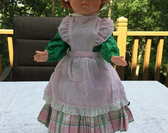 Doll Contest Winner Doll with Clothes 1971