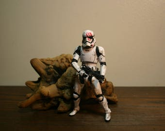 First order Fin Storm-trooper re-paint