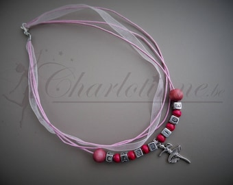 ~ ~ Necklace personalized with name for girl ~ ~