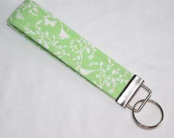 Flower Patterned Keyfobs *SALE* *Use coupon code in description*