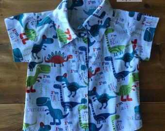 The Brussels Shirt - Size 0-3 mo