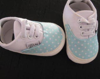 Baby Shoes, Soft,  cotton, canvas shoes, first shoes, 0-6months, soft sole shoes, girls