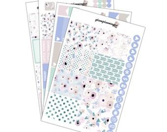 Olivia - planner sticker kit for Erin Condren Life Planner