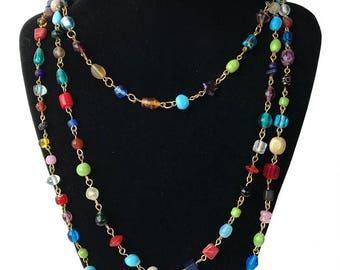 Tutti Frutti - necklace
