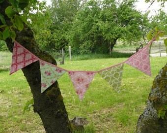 5 Bunting in TILDA fabric