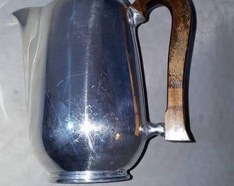 Picquot ware coffee pot  piquot