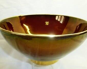 "Carlton Ware Riuge Royale 8"" Bowl"
