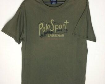Vintage Polo Sports Man Polo Ralph Lauren