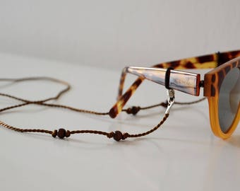 SIMPLICITY II shadeloops // eyeglass chain, eyeglass holder, eyeglass leash, eyeglass holder, brillenkette,