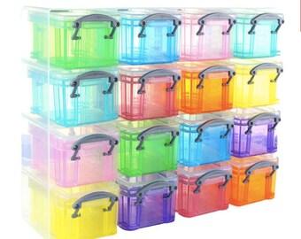 Really Useful Boxes® 16-Box Organizer