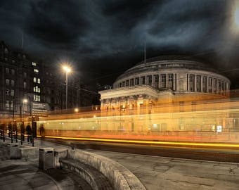 Central Library And Tram