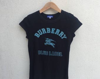 Burberry Spell Out Logo Tshirt