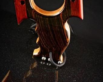 Wooden Slingshot, Slingshot, Wood Slingshot, Slingshots, Hunting Slingshot, Best Slingshot, Wooden Catapult, Ergonomic Slingshot Exotic Wood