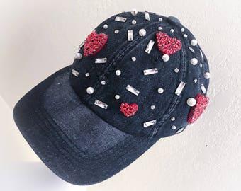 Woman baseball cap,
