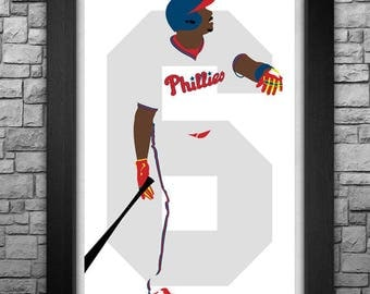 RYAN HOWARD minimalism style limited edition art print. Choose from 3 sizes!