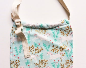 Organic Breastfeeding Bib, Nursing Cover, and Burp Cloth, Nursing Bib Baby Unique Shower Gift~MOMMY MATE
