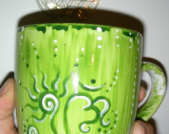 Sale-Tree of Life cup-life tree mug unique