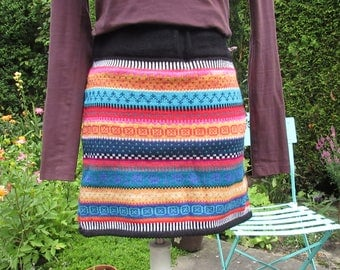 Knit skirt Meeri size S