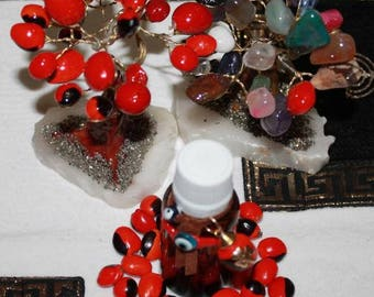 Amulet HUAYRURO Vial - LUCK & SUCCESS