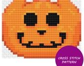 Orange Jack-O-Lantern Cro...