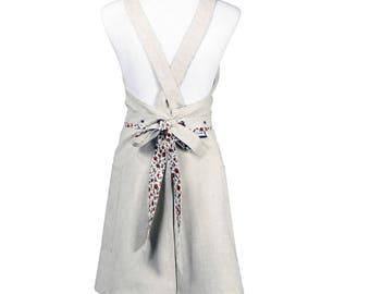 Women cotton apron