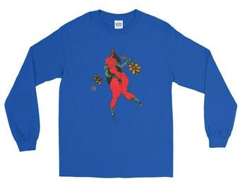 rock n rollin- Long Sleeve T-Shirt