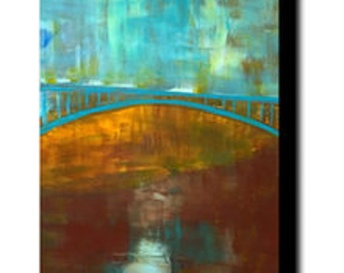 Home Decorators Free Shipping Promo Code: FREE SHIPPING Coupon On Impressionist Bridge Painting