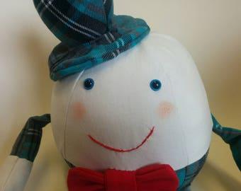 Humpty Dumpty teddy