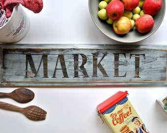 Farmhouse Sign Series: MARKET