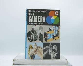 The Camera (Vintage, Ladybird)