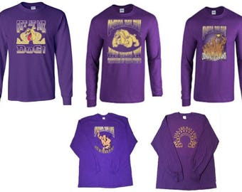 Omega Psi Phi (Long Sleeve T) A