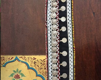 Gypsy Coin Belt