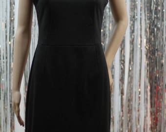 Classic Black Atmosphere Dress (8)
