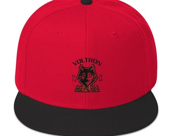 Voltron keith Snapback Hat