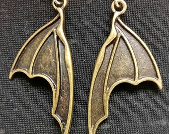 Dragon Wing earrings