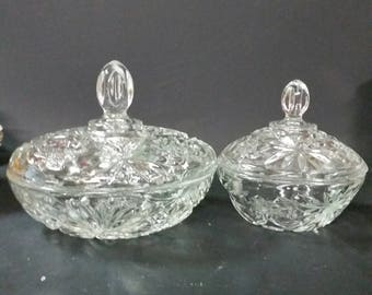 Vintage EAPC Star of David candy dishes.  Buyer's choice.
