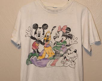 Vintage Disney T-shirt // Vintage Disney shirt // Disney shirt // Retro disney shirt // 80s disney shirt // 90s disney shirt // disney //