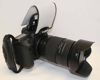 Pop Up On Flash Diffuser suitable for DSLR Nikon or Canon and some other cameras