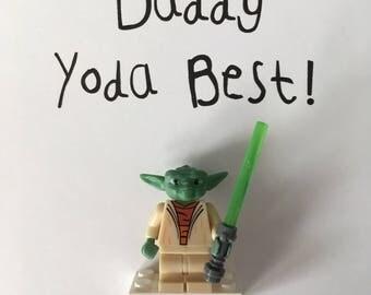 Yoda Lego Frame