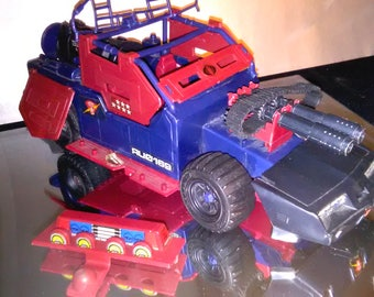 Vintage GI Joe Dreadnok Thunder Machine ***1980's****** Check Out My other Listings