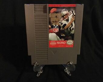 Tecmo Super Bowl 2018 2k18 Nintendo NES Game