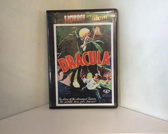 Dracula-1931-DVD-The Original With Bela Lugosi